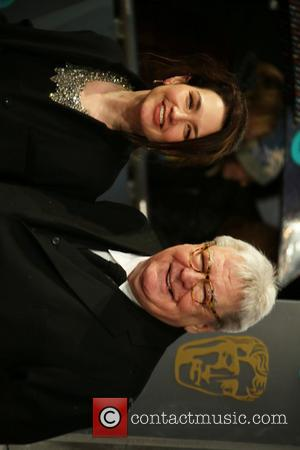 Sir Alan Parker, Lisa Parker and British Academy Film Awards