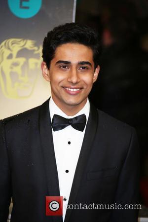 Suraj Sharma and British Academy Film Awards