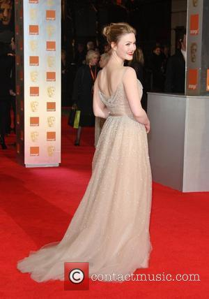 Holliday Grainger Orange British Academy Film Awards (BAFTAs) held at the Royal Opera House - Arrivals London, England - 12.02.12