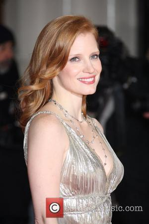 Jessica Chastain and Bafta