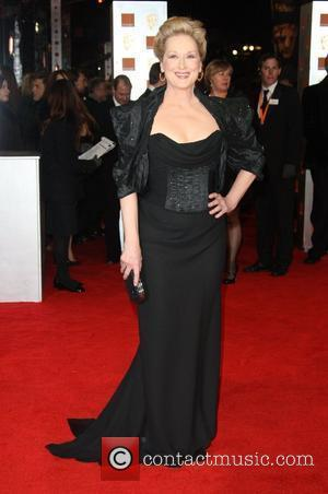 Meryl Streep and Bafta