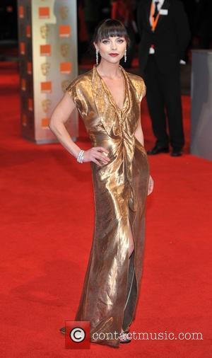 Christina Ricci Orange British Academy Film Awards (BAFTAs) held at the Royal Opera House - Arrivals London, England - 12.02.12