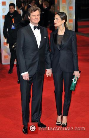 Colin Firth and Bafta