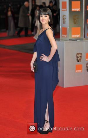 Francesca Gardiner Orange British Academy Film Awards (BAFTAs) held at the Royal Opera House - Arrivals London, England - 12.02.12