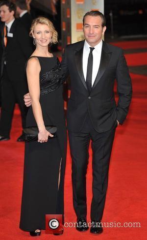 Jean Dujardin The Orange British Academy Film Awards (BAFTAs) held at the Royal Opera House - Arrivals. London, England -...