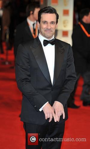 Jon Hamm and Bafta