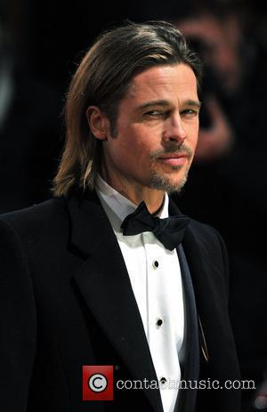 Brad Pitt and Bafta