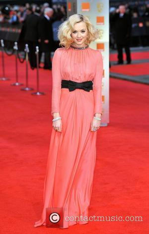 Fearne Cotton and Bafta