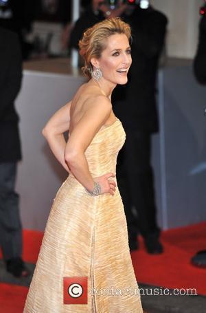 Gillian Anderson and Bafta