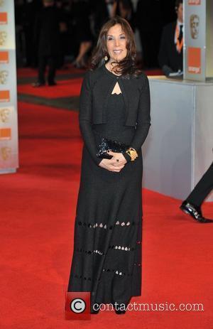 Olivia Harrison  The Orange British Academy Film Awards (BAFTAs) held at the Royal Opera House - Arrivals. London, England...