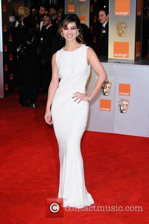 Berenice Marlohe Orange British Academy Film Awards (BAFTAs) held at the Royal Opera House - Arrivals London, England - 12.02.12