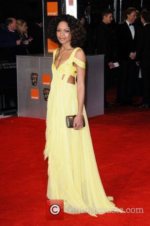Naomie Harris and Bafta