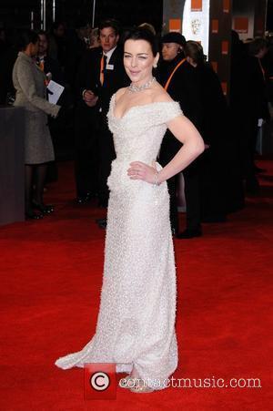 Olivia Williams Orange British Academy Film Awards (BAFTAs) held at the Royal Opera House - Arrivals London, England - 12.02.12