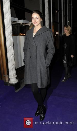 Shailene Woodley, Bond and Bafta