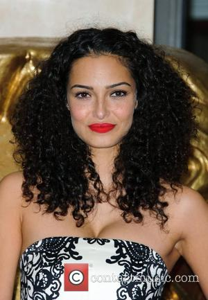 Anna Shaffer British Academy Children's Awards held at the London Hilton Park Lane - Arrivals London, England - 25.11.12