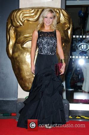 Helen Skelton British Academy Children's Awards held at the London Hilton Park Lane - Arrivals London, England - 25.11.12