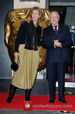 Sir David Jason and guest British Academy Children's Awards held at the London Hilton Park Lane - Arrivals London, England...