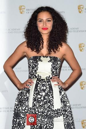 Anna Shaffer British Academy Children's Awards held at the London Hilton Park Lane - Press Room London, England - 25.11.12