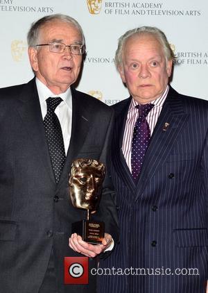 Sir David Jason and Brian Cosgrove