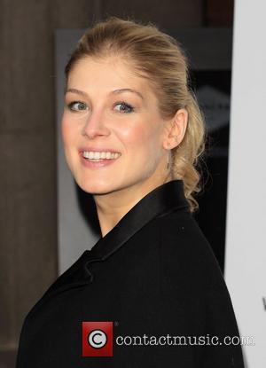 Rosamund Pike and Bafta