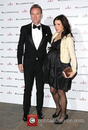Gary Kemp's Wife Gives Birth To Another Son