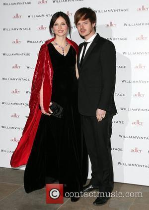 Sophie Ellis-bextor, Richard Jones and Bafta