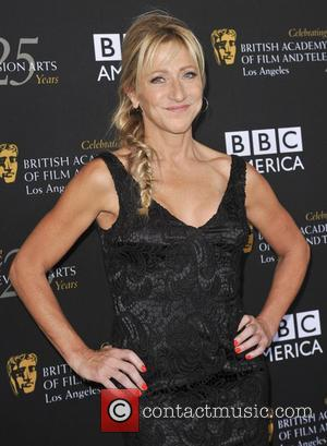 Edie Falco  BAFTA Los Angeles TV Tea 2012 presented by BBC America - Arrivals Los Angeles, California - 22.09.12