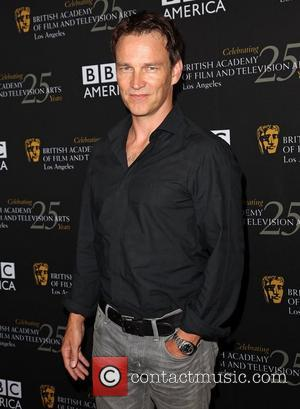 Stephen Moyer BAFTA Los Angeles TV Tea 2012 presented by BBC America - Arrivals Los Angeles, California - 22.09.12