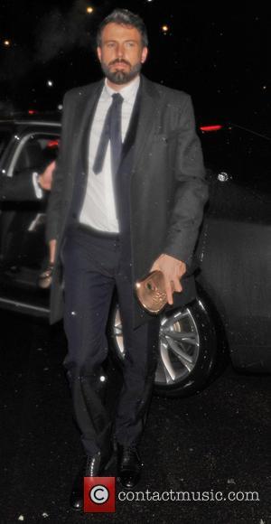 Ben Affleck and British Academy Film Awards