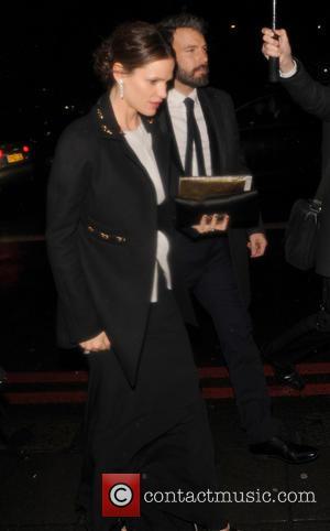 Jennifer Garner, Ben Affleck and British Academy Film Awards