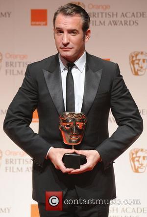 Jean Dujardin,  Orange British Academy Film Awards (BAFTAs) held at the Royal Opera House - Press Room London, England...