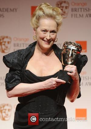 Meryl Streep and Bafta