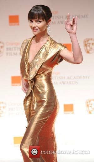 Christina Ricci,  Orange British Academy Film Awards (BAFTAs) held at the Royal Opera House - Press Room London, England...
