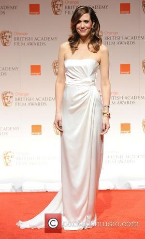 Kristen Wiig and Bafta