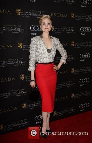 Evan Rachel Wood and Bafta