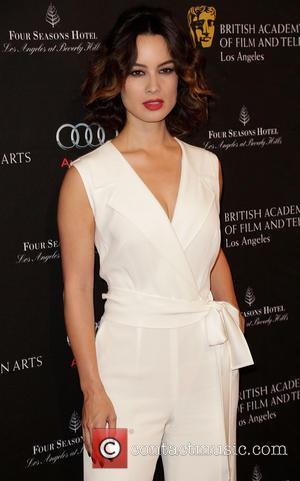 Berenice Marlohe BAFTA Los Angeles 2013 Awards Season Tea Party held at the Four Seasons Hotel Los Angeles  Featuring:...