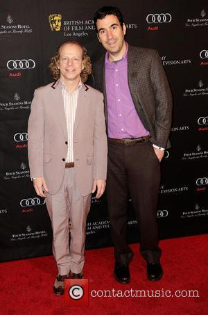 Bruce Cohen; Jonathan Gordon BAFTA Los Angeles 2013 Awards Season Tea Party held at the Four Seasons Hotel Los Angeles...