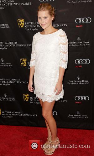 Claire Holt BAFTA Los Angeles 2013 Awards Season Tea Party held at the Four Seasons Hotel Los Angeles  Featuring:...