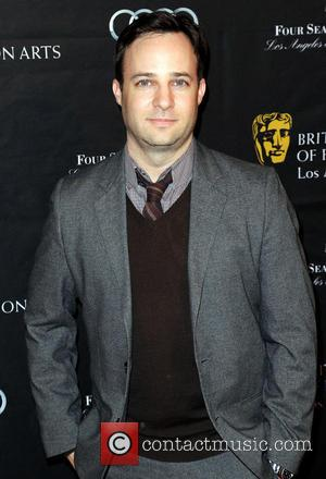 Danny Strong BAFTA Los Angeles 2013 Awards Season Tea Party held at the Four Seasons Hotel Los Angeles  Featuring:...