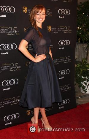 Ahna O'Reilly BAFTA Los Angeles 18th Annual Awards Season Tea Party held at the Four Seasons Hotel - Arrivals...