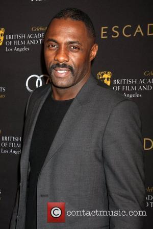 Idris Elba BAFTA Los Angeles 18th Annual Awards Season Tea Party held at the Four Seasons Hotel - Arrivals...