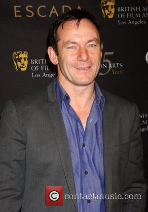 Jason Isaacs Loved Working With Chocolate Man Mortensen