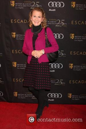 Juliet Mills and Bafta