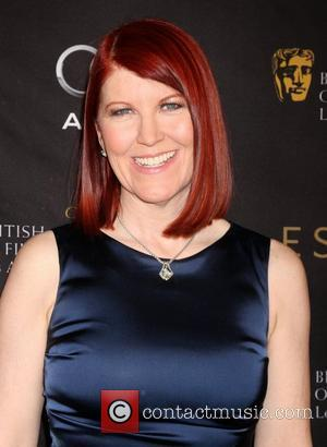 Kate Flannery BAFTA Los Angeles 18th Annual Awards Season Tea Party held at the Four Seasons Hotel - Arrivals...