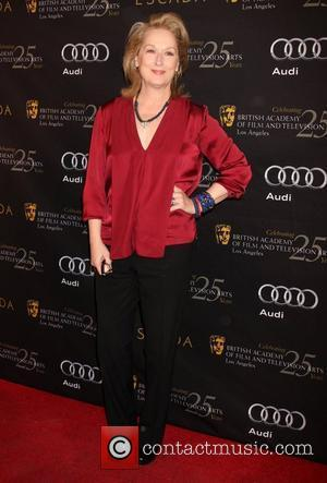 Meryl Streep  BAFTA Los Angeles 18th Annual Awards Season Tea Party held at the Four Seasons Hotel - Arrivals...