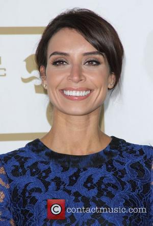 Christine Bleakley BT British Olympic Ball held at the Grosvenor House - Arrivals London, England - 30.11.12