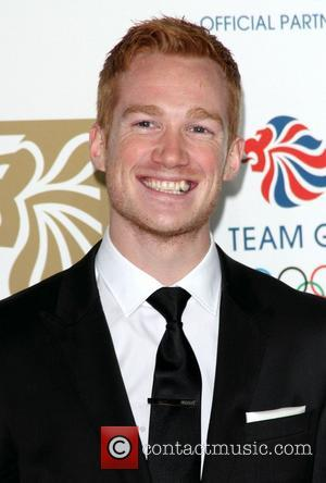 Greg Rutherford and Grosvenor House