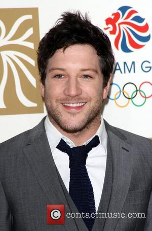 Matt Cardle BT British Olympic Ball held at the Grosvenor House - Arrivals London, England - 30.11.12