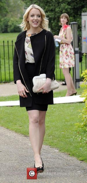 Lauren Laverne,  English National Ballet - summer party held at Kensington Palace - Arrivals. London, England - 27.06.12