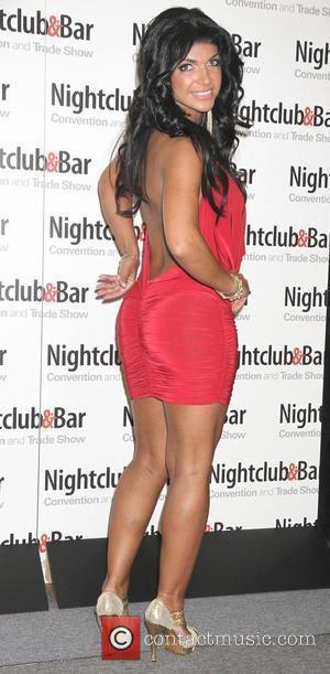 Teresa Giudice at the 2012 Nightclub & Bar Convention and Trade Show at the Las Vegas Convention Center. Las Vegas,...